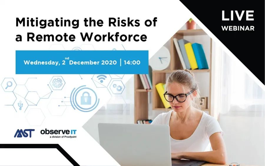 Mitigating the Risks of a Remote Workforce